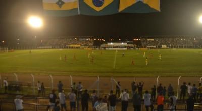 Jogando em casa, Vilhenense empata com Boa Esporte e está eliminado da Copa do Brasil
