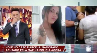 Mãe descobre que a filha foi assassinada ao vivo e desmaia no 'Cidade Alerta'