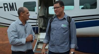 """""""Pensa em um homem correto, honrado e dedicado"""", diz Governador Marcos Rocha"""