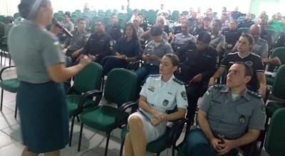 PM realiza  padronização dos procedimentos administrativo do Projeto Social Polícia Militar Mirim de Todo o Estado de Rondônia