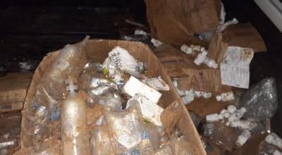 Prefeitura Municipal de Castanheiras emite nota sobre o caso do descarte ilegal de medicamentos