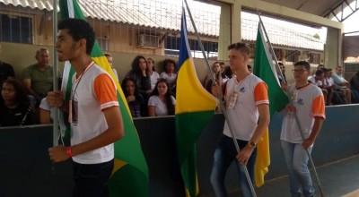 Rolim: Abertura do Ano Letivo nas escolas da rede estadual ocorreu no colégio CDA