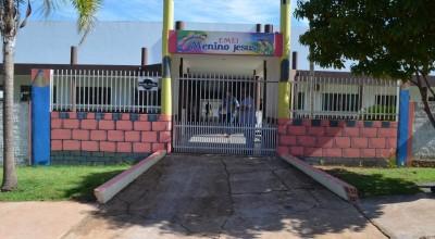 Rolim de Moura - Escola municipal Menino Jesus é reformada