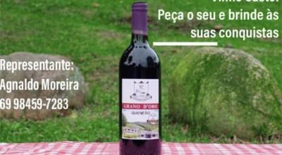 Rolim de Moura: Vinho Castel chega à cidade