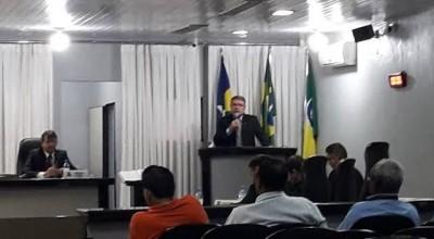 Rolim: Vereador Renato votou contra interesse da classe empresarial de Rolim de Moura