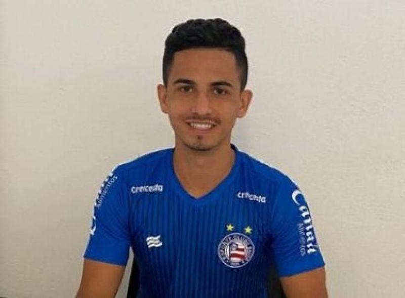 Rondoniense Hélio Júnior ex Atlético-MG é o novo reforço do Bahia