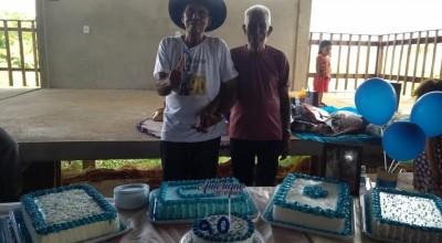 """Seu """"Lero"""" pioneiro de Rolim de Moura e Alto Alegre celebra 90 anos"""