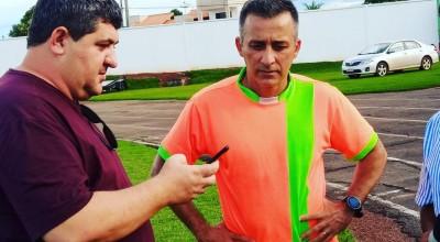 Treinador Fábio Luiz deixa o comando do Guaporé Futebol Clube