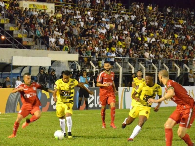 Vilhenense inicia venda de ingressos para partida contra o Ji-Paraná pela terceira rodada do Rondoniense 2020