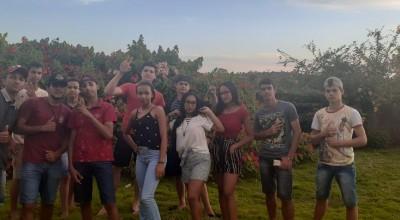 Alto Alegre: JUPf realiza 12º encontro do grupo de jovens