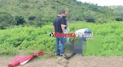 Autoridades Identificam vítima de homicídio no setor chacareiro do Distrito Itaporanga