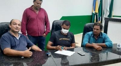 Câmara de Alto Alegre recebe renúncia do ex-vereador Ismael