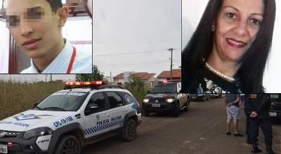 Filho de 26 anos mata a própria mãe, em Vilhena