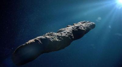 Missão ousada de perseguir objeto interestelar Oumuamua pode ser lançada em 2030