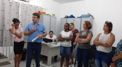 Rolim de Moura - Centro Especializando em Reabilitação realiza evento em homenagem ao Dia da Mulher