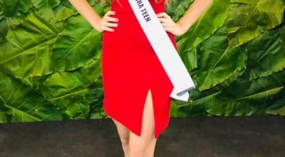 Rolimourense é escolhida Miss Rondônia Juvenil