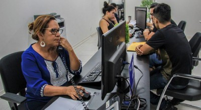 Tecnologia Voip permite que central de atendimento funcione em vários municípios de Rondônia com apenas uma linha telefônica