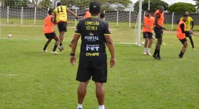 Tiago Batizoco não é mais treinador do Vilhenense, confirma supervisor