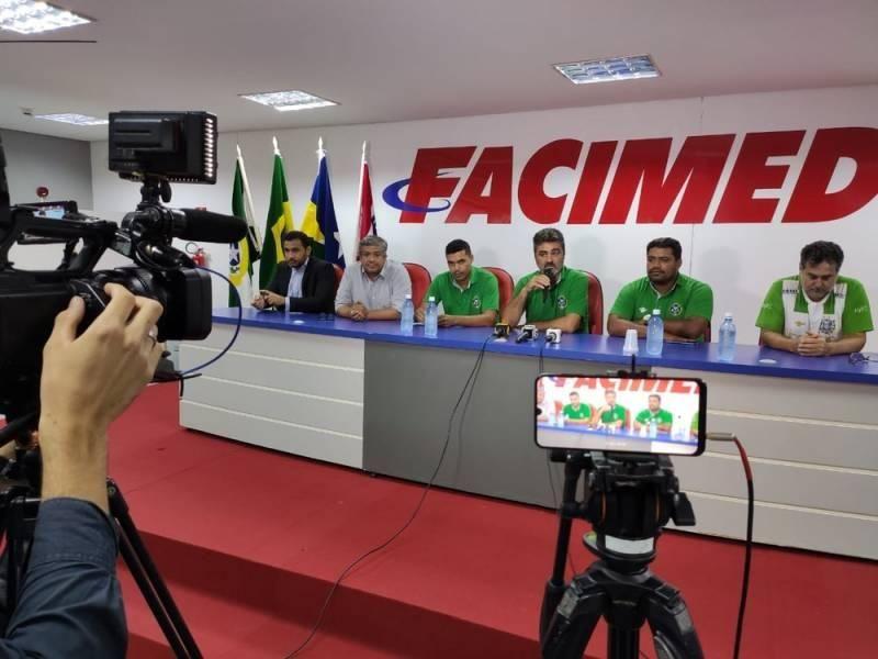 União Cacoalense ameaça abandonar Campeonato Rondoniense 2020