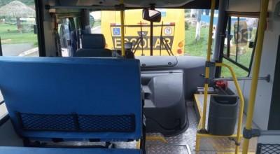 Aquisição de ônibus escolares ao Centro Técnico Abaitará facilitará acesso de alunos na região de Pimenta Bueno