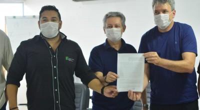 Ifro, Sicoob e Prefeitura se unem para produzir EPIs para profissionais de Saúde com impressão 3D em Vilhena