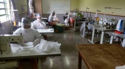 Mão de obra apenada é utilizada para produção de máscaras e outros equipamentos de proteção contra o coronavírus