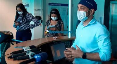 Metade das pessoas que foram infectadas por Coronavírus está curada, diz Sesau