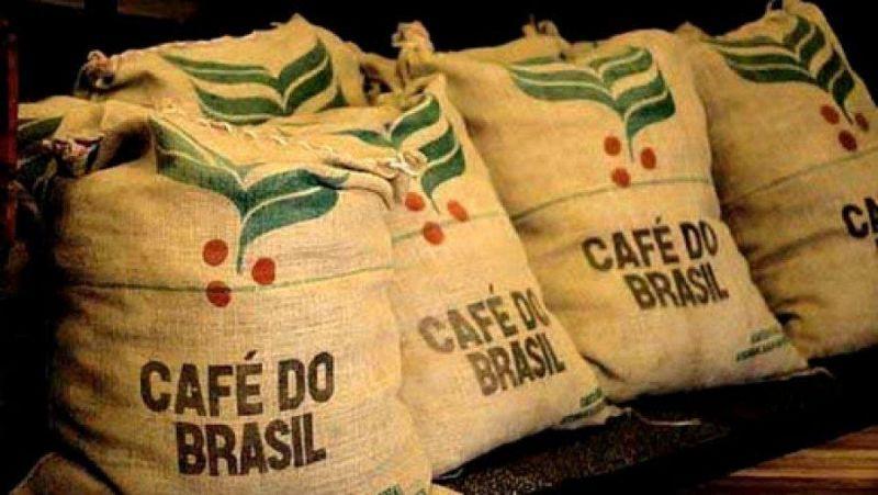 Cafés do Brasil atingem receita cambial com venda ao exterior de US$ 1,80 bilhão