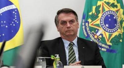 Celso de Mello tira sigilo de reunião em inquérito que investiga Bolsonaro