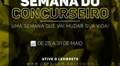 Conectinove realiza Semana do Concurseiro com aulas ao vivo e gratuitas
