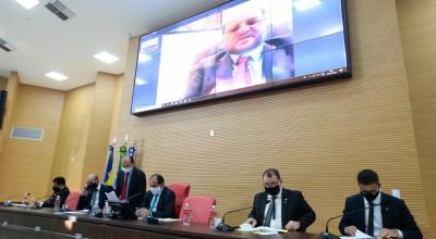 Deputado Cirone Deiró diz que secretário da Saúde nunca foi a Cacoal na pandemia do covid-19