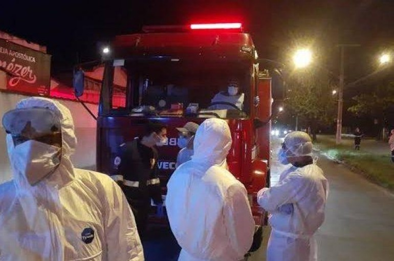 Dois pacientes que estavam no isolamento do COVID-19 no HM, em Ji-Paraná, fugiram nesta segunda-feira
