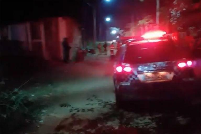 Em Porto Velho homem é executado com vários tiros