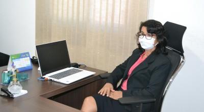 Em Rolim de Moura uma mulher ocupa a presidência da Câmara dos Vereadores pela primeira vez