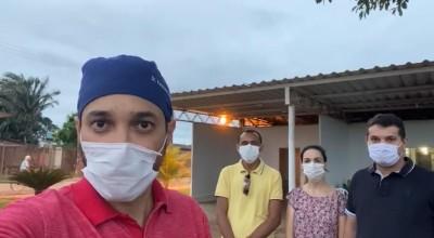 'Estamos no limite...respiradores estão acabando', diz Secretário de Saúde de Rondônia sobre o coronavírus