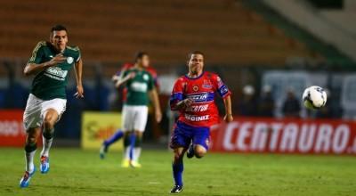 FUTEBOL - Edilsinho relembra jogo contra o Palmeiras na Copa do Brasil