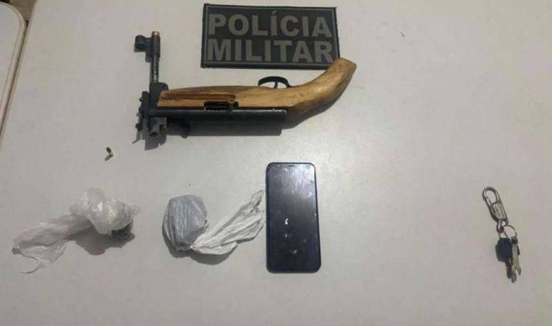 Homem morre em troca de tiros com a Pm em cidade do interior de Mato-Grosso