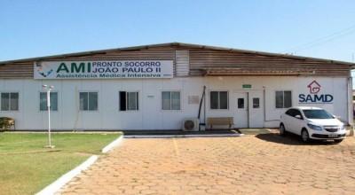 Hospital que atende pacientes da covid-19 é invadido por assaltantes