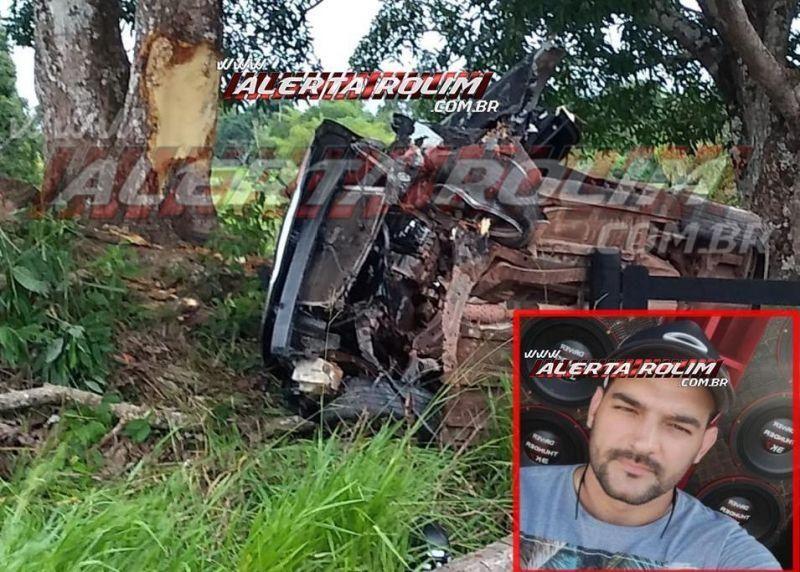 Ministro Andreazza - Empresário de Cacoal morre em acidente de trânsito
