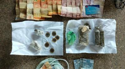 PM RO NO COMBATE AO TRÁFICO DE DROGAS EM CACOAL