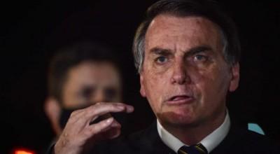 Presidente Jair Bolsonaro diz que não teremos outro dia como ontem, em recado ao STF
