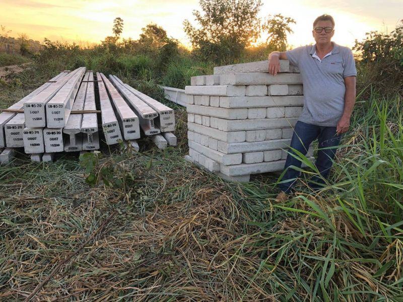 Após cobranças feitas pelo vereador Chico do Sindicato, assentamento receberá energia elétrica na zona rural de Rolim