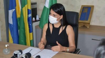 Cacoal: Prefeita pedirá reconsideração ao Estado para manter o comércio aberto