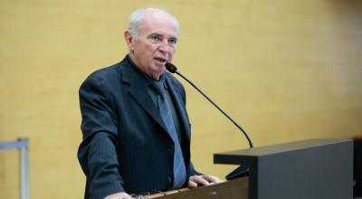 Deputado Lebrão comemora pavimentação asfáltica em Rolim de Moura