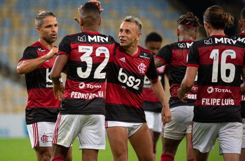 Flamengo vence no retorno do primeiro estadual do país em época de pandemia