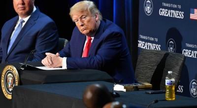 Trump se diz a favor de vetar técnica de imobilização pelo pescoço