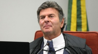 Luiz Fux é eleito presidente do Supremo Tribunal Federal e assume a partir de setembro