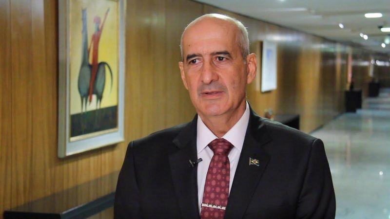 Ministro da Secretaria do Governo, General Ramos, publica e apaga postagem sobre prorrogação do auxílio emergencial
