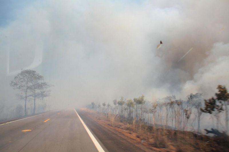 Portaria suspende por 30 dias uso do fogo controlado para limpeza no estado