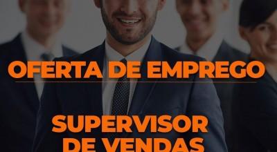 Conectinove Empregos: Vaga disponível para Supervisor de Vendas
